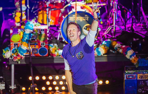 Coldplay Song List Tour