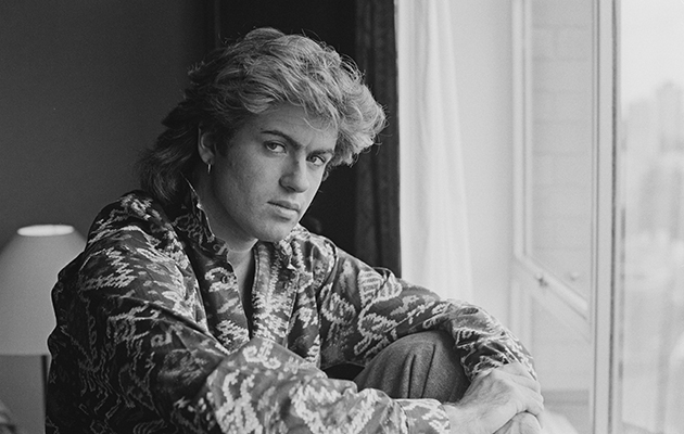 Image result for george michael young