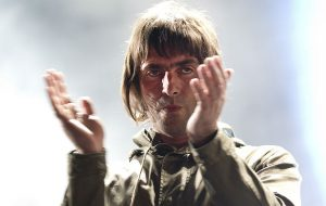Liam Gallagher's first solo festival show confirmed Cover