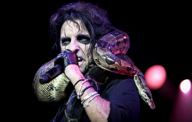 Alice Cooper Announces 2017 Uk Arena Tour Nme