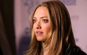 """Amanda Seyfried: """"I can smell electricity"""" Cover"""