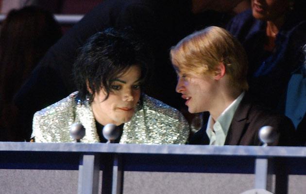 Macaulay Culkin Talks Michael Jackson Friendship On Marc