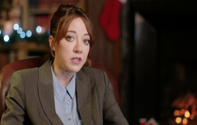 Philomena Cunk just proved 'Die Hard' is a Christmas film with ...