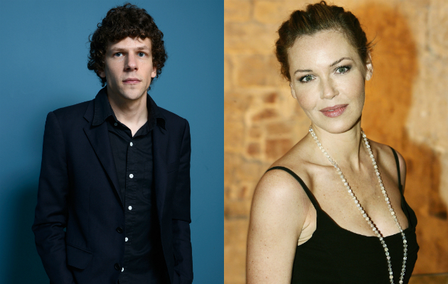 Jesse Eisenberg & Connie Nielson Confirmed For Justice League