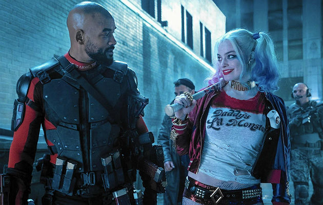 Image result for deadshot and harley quinn