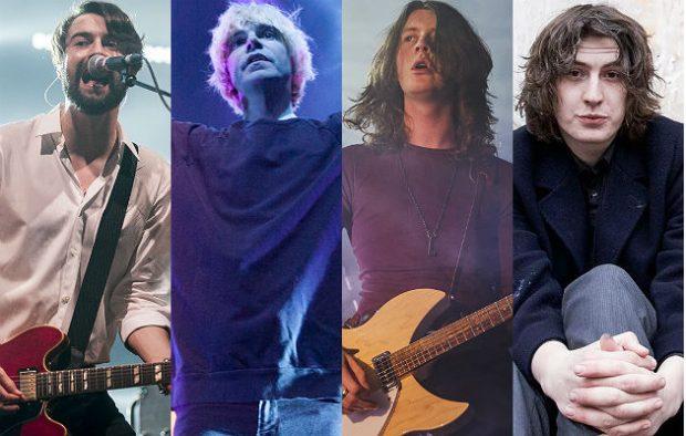 Amazon.com: NME COURTEENERS - February UK Tour 2013 Mini ...