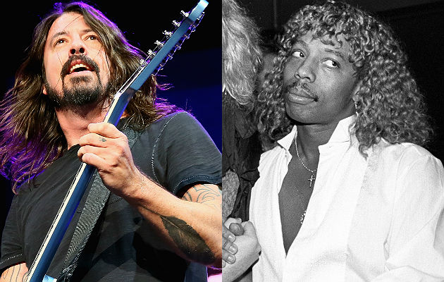 Foo Fighters and Rick James