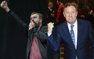 Reverend & The Makers and Piers Morgan