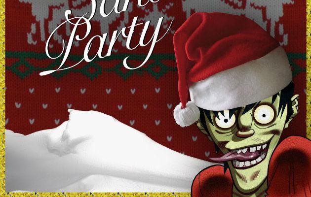 Listen To Gorillaz Bandmember Murdoc S Dirty Santa Party