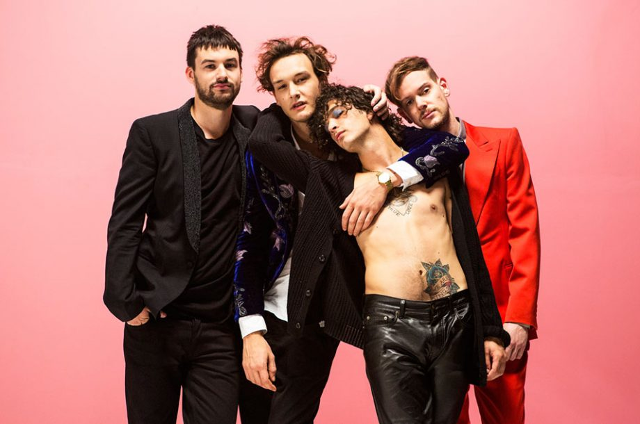 Vo5 Nme Awards 2017 Meet The Nominees For Best British Band