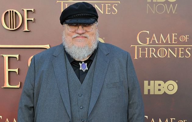 GRRM Will Release Pages In 2017, Just Not The Right Ones