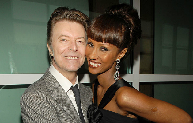Iman David Bowie Tribute