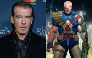 Pierce Brosnan could be playing Cable in 'Deadpool 2' Cover