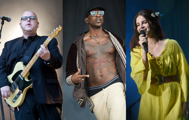Lollapalooza Paris Opens Up with Red Hot Chili Peppers, Imagine Dragons