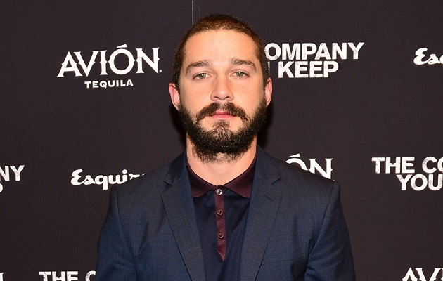 Shia LaBeouf's livestream to continue despite arrest