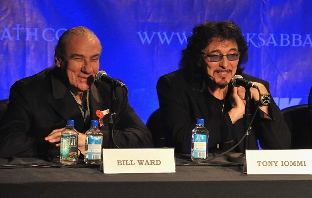 black sabbath 39 s tony iommi 39 i want to bury the hatchet with bill ward 39 nme. Black Bedroom Furniture Sets. Home Design Ideas