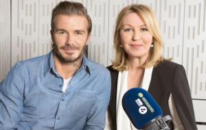 David Beckham to appear on Desert Island Discs