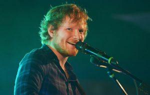 Ed Sheeran's new album is called 'Divide'