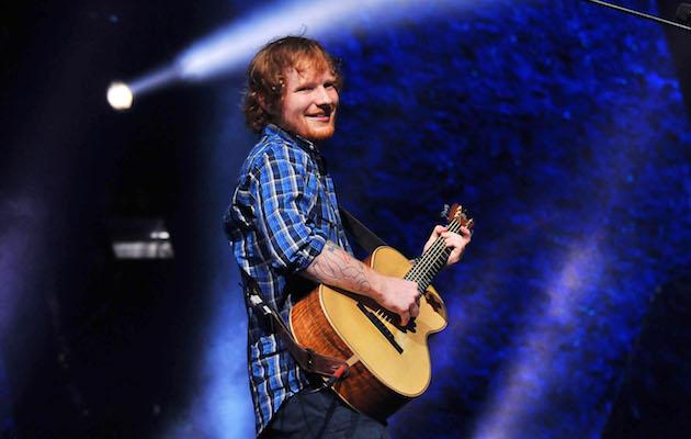 Ed Sheeran News Amp Reviews Nme