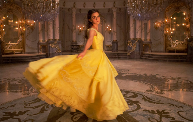 Emma Watson Sings Belle Song In New Beauty And The Beast Teaser