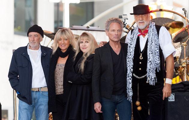 Неизданные песни Fleetwood Mac