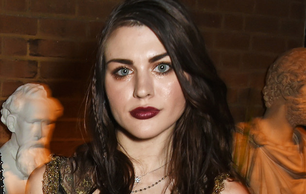 Frances Bean Cobain Just Landed Her First (& Maybe Only) Fashion Gig