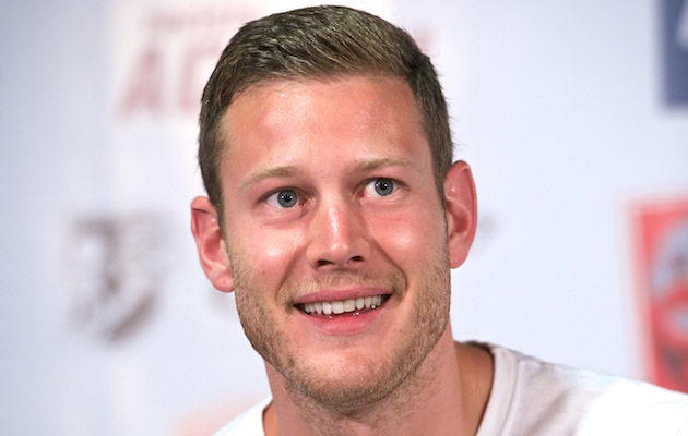 Tom Hopper, who will take up the role of Dickon Tarly in Game of Thrones season 7