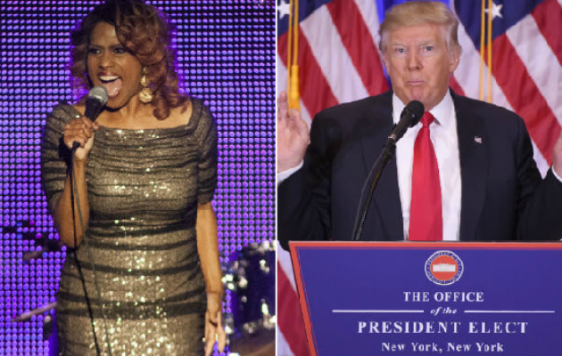 Jennifer Holliday Cancels Performance at Trump Inauguration