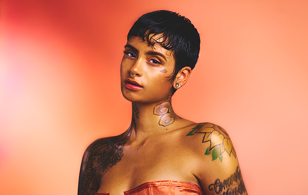 The 23-year old daughter of father (?) and mother(?) Kehlani in 2019 photo. Kehlani earned a  million dollar salary - leaving the net worth at  million in 2019