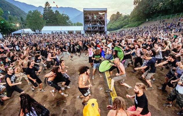 Лучшие метал-фестивали 2017: Metal Days