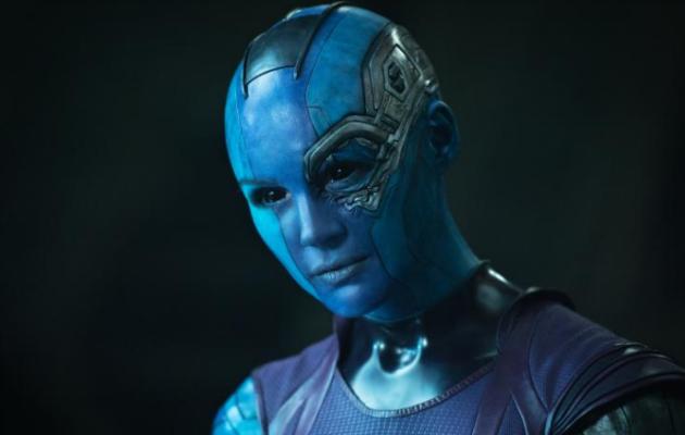 Nebula actress