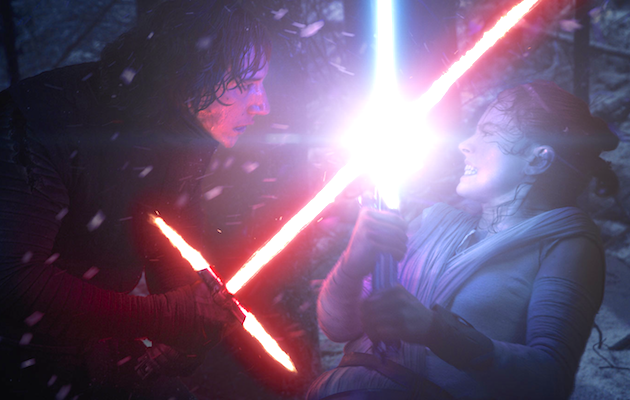 The battle between Rey and Kylo Ren put the latter's powers to the test. Will we see his powers grow in The Last Jedi?