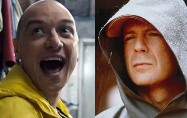 M Night Shyamalan explains connection between 'Split' and