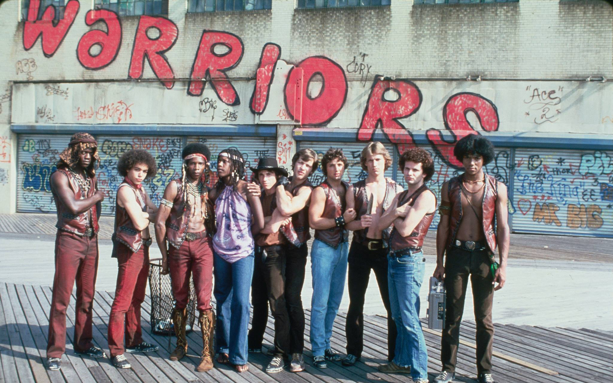 the warriors star michael beck on the cult 70s movie that