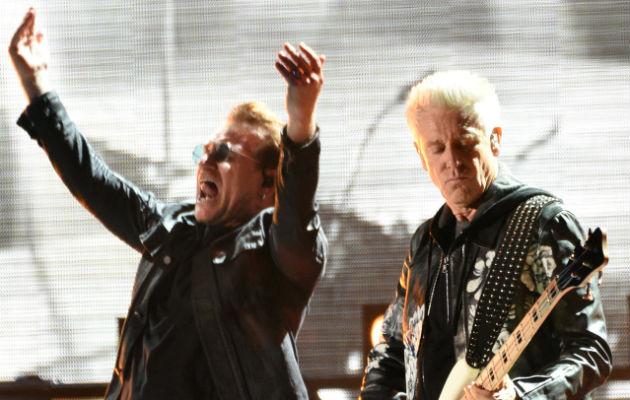 U2 add extra