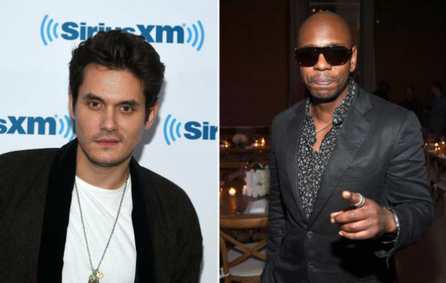 Watch Dave Chappelle and John Mayer cover Nirvana's 'Come As You Are'