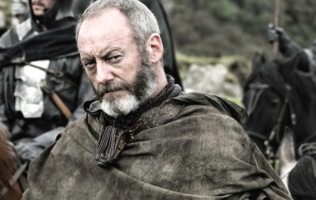 Ser Davos Seaworth in Game of Thrones