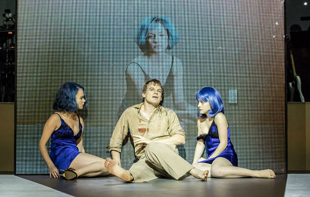 The cast of 'Lazarus' look back on David Bowie's final work