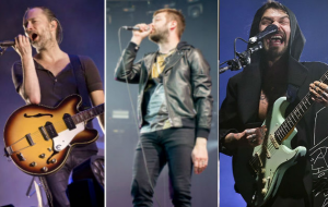 Radiohead, Kasabian, Biffy Clyro to headline TRNSMT festival