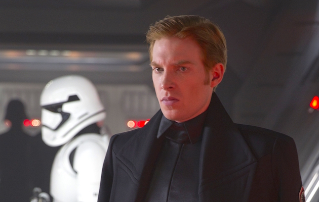 General Hux's origins have yet to be explored in The Last Jedi