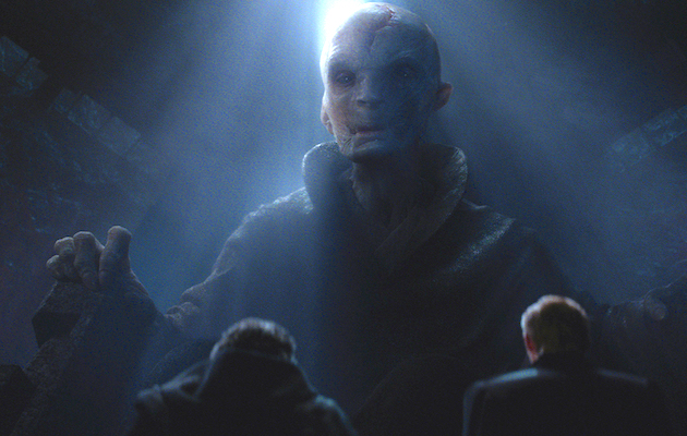 Snoke remains a figure shrouded in mystery. What more will we learn about him in The Last Jedi?