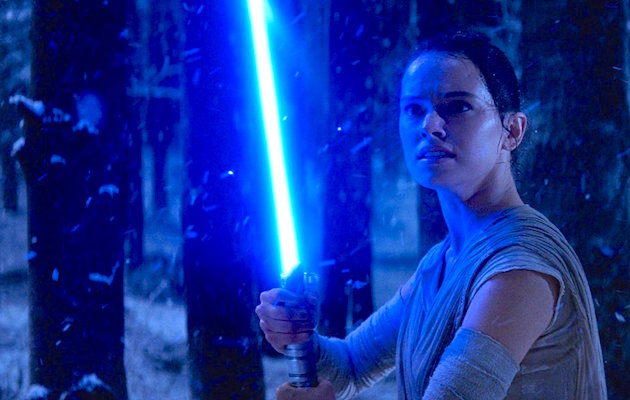 Rey is a mysterious figure in Star Wars: The Force Awakens. Who are her parents?