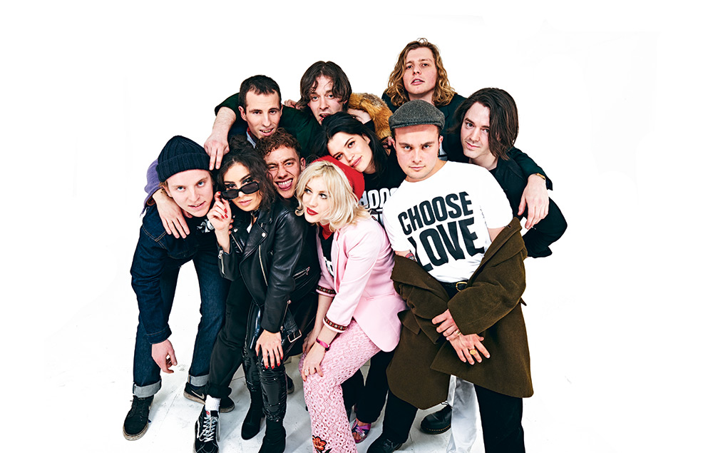 Bands 4 Refugees Meet The Indie Supergroup Nme