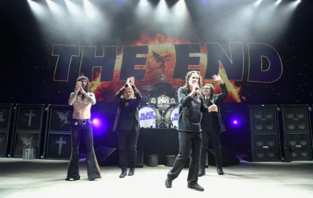 black sabbath to continue as band despite playing final gig nme