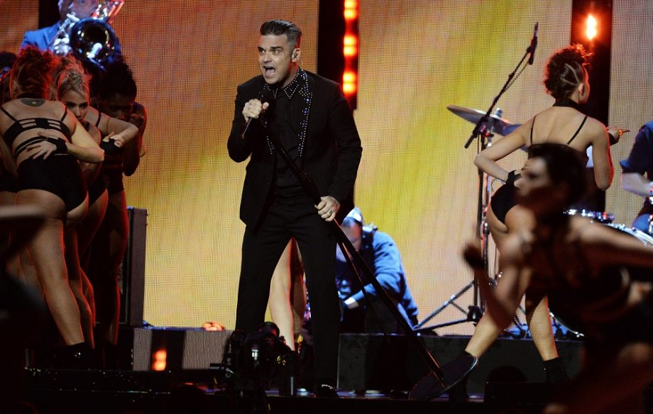 The Heavy Entertainment Show-Robbie Williams