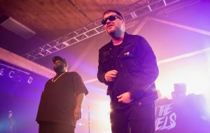 Rappers Killer Mike and El-P