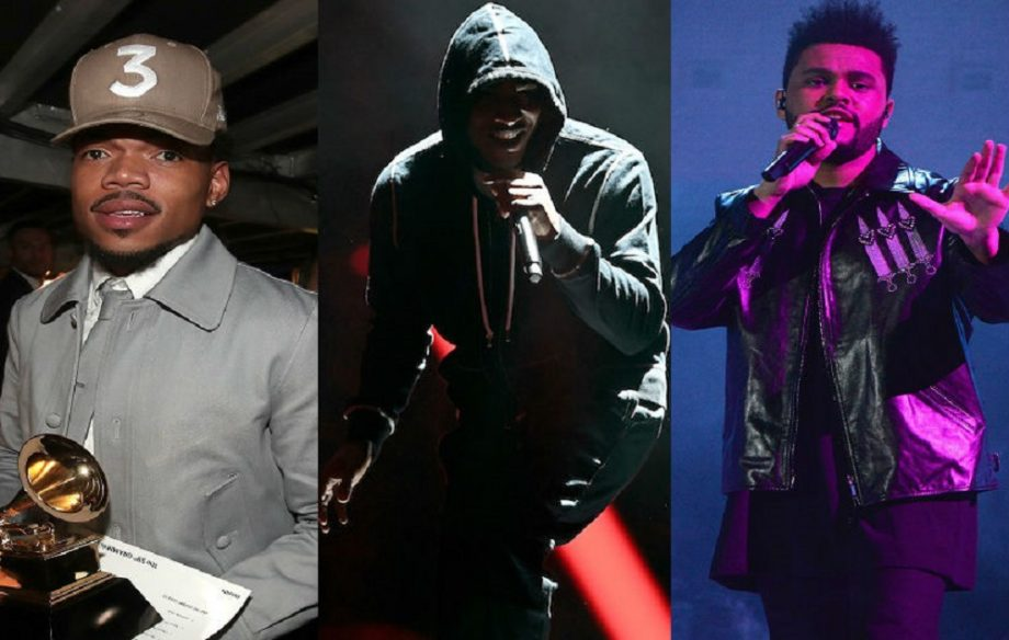 Chance The Rapper, Skepta and The Weeknd announced for Wireless