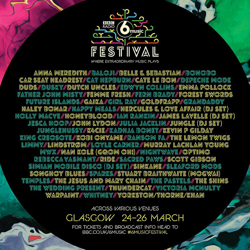 BBC 6 Music Festival 2017