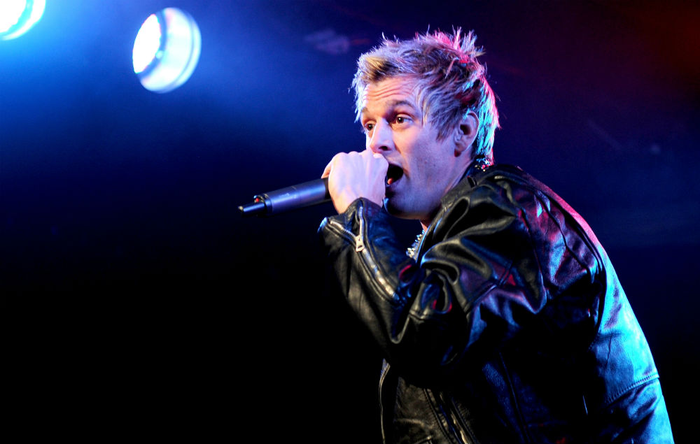 Aaron Carter confuses racism and jealousy
