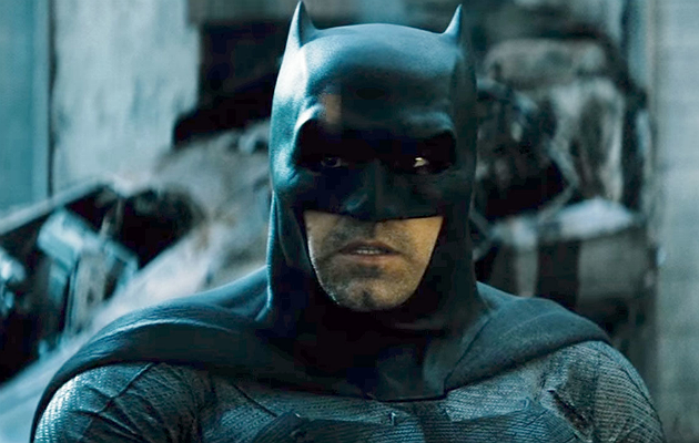 Ben Affleck's Batman film is eyeing up a new director